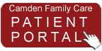 BFC Patient Portal Button