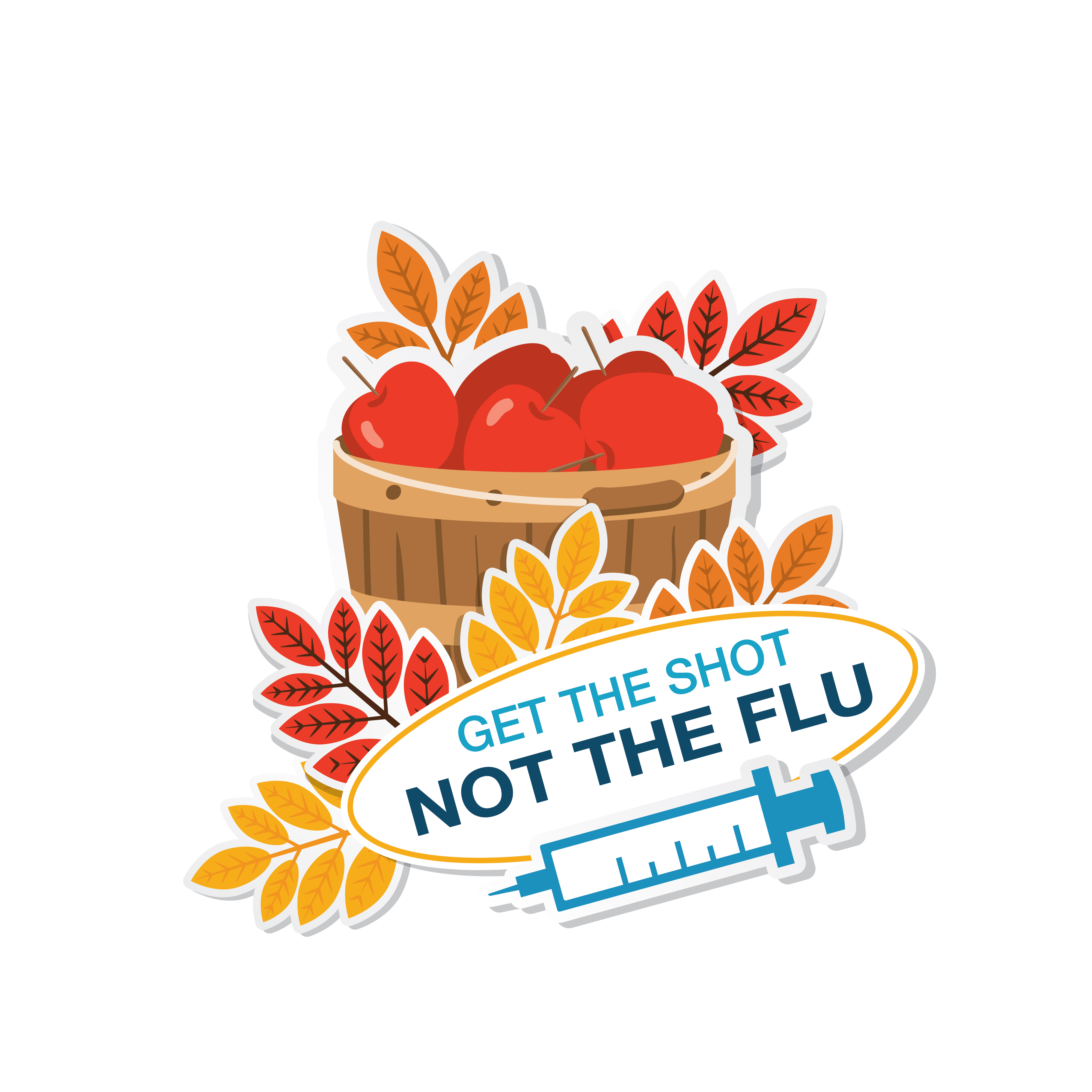 Flu illustration